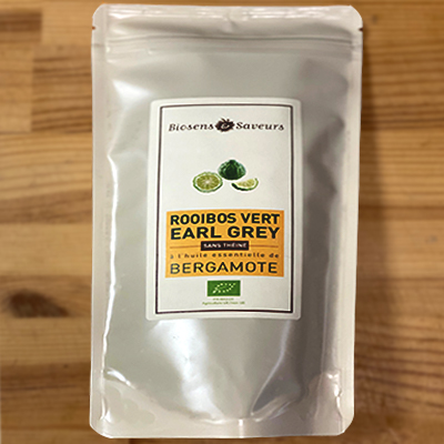 Rooibos Earl Grey bergamote