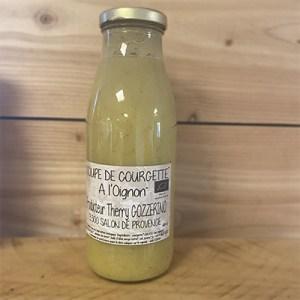 Soupe Courgette oignon 48cl
