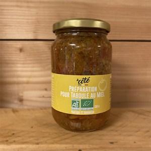 Préparation Taboulé au miel