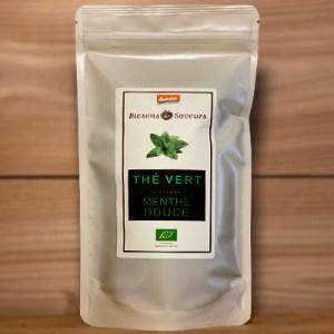 Thé vert menthe douce