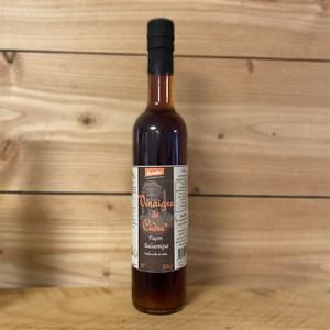 Vinaigre cidre façon balsamique