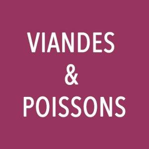 Viande & Poisson