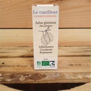 Aulne glutineux bio Le cueilleur 30 ml