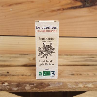 Framboisier bio Le cueilleur 30 ml
