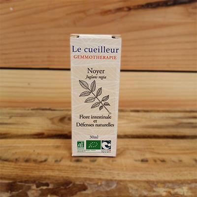 Noyer bio Le cueilleur 30 ml