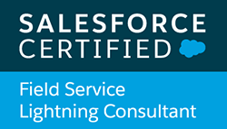 salesforce certified field service lightning Consultant