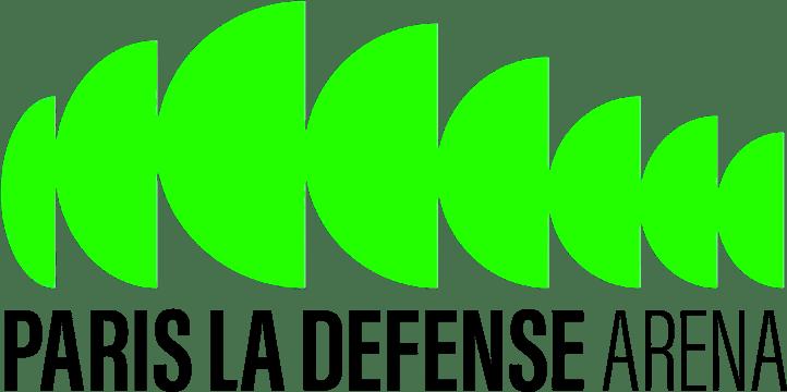Paris La Défense Arena - Logo