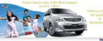 Innova Car rental Service
