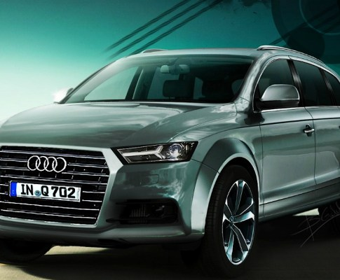 2015 Audi Q7: A Superb Luxury SUV