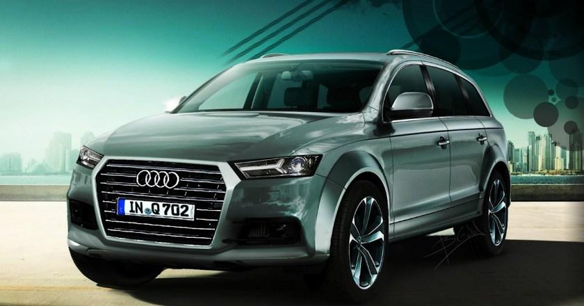 2015 Audi Q7: A Superb Luxury SUV