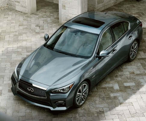 2015 Infiniti Q50: Taking Over the Mid-Sized Luxury Sedan Market