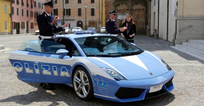 Gallardo LP560-4 Polizia