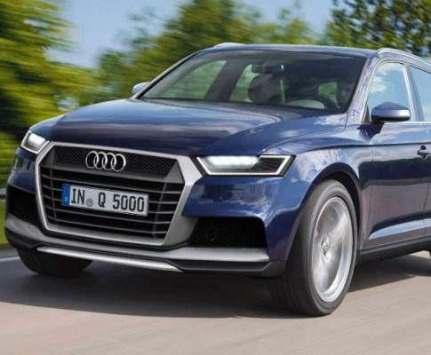 2016 Audi Q5: Five Models of Driving Excellence