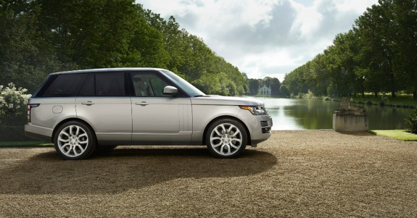 Climb to the Top of the Mountain in the 2016 Land Rover Range Rover