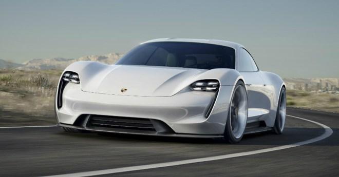 05.17.16 - Porsche Mission E Concept