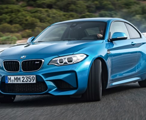 The Small Differences of the BMW M2