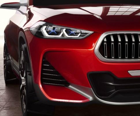 What did BMW bring to Paris?
