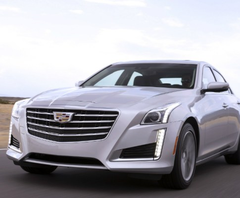 2017 Cadillac CTS: Power in the Luxury Segment