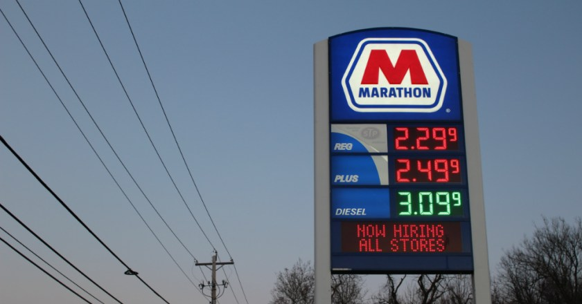 Forget the Fact the Gas Prices are Down; Plug-Ins are Up