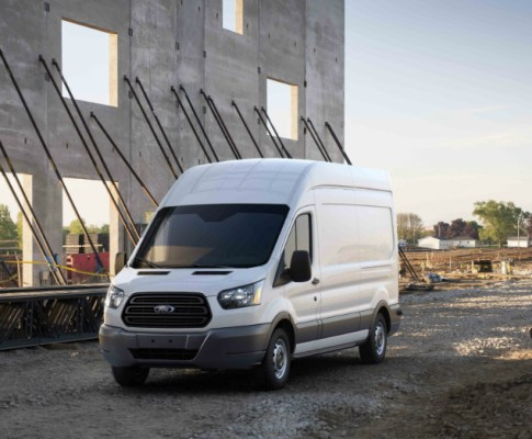 2017 Ford Transit: The Highly Configurable Work Van