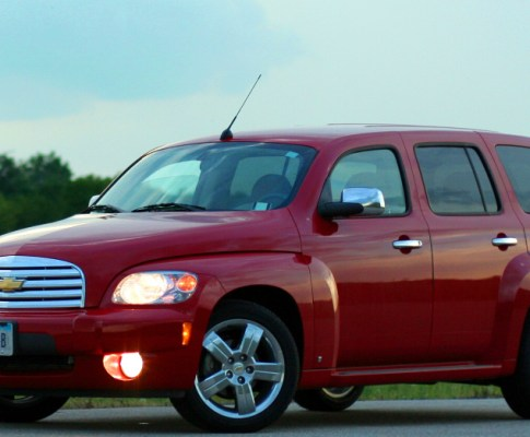 What Was the Chevrolet HHR?