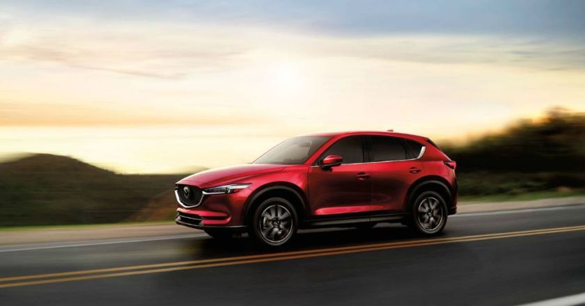 2018 Mazda CX-5: Styled Right and Driving Amazingly