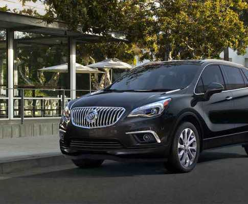 2018 Buick Envision: The Right Sized Premium SUV