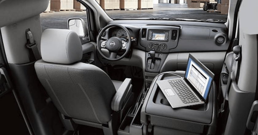 2018 Nissan NV200: A Work Van That Fits Everywhere