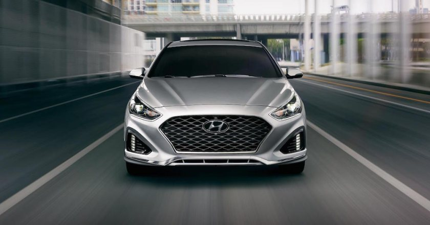 The Hyundai Sonata is Still an Attention Getter