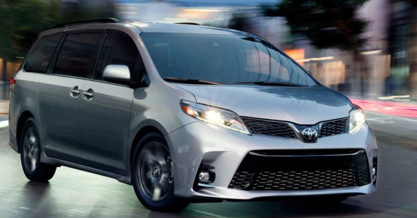 Toyota Sienna: Standing Tall in a Shrinking Market