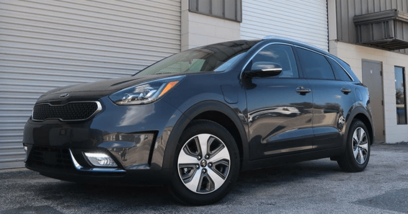 Kia Offers Family and Eco-Friendly in the Niro