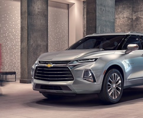 Let's Spec Out the New Chevrolet Blazer