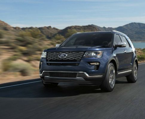 Explorer – The Ford SUV that You Know and Love