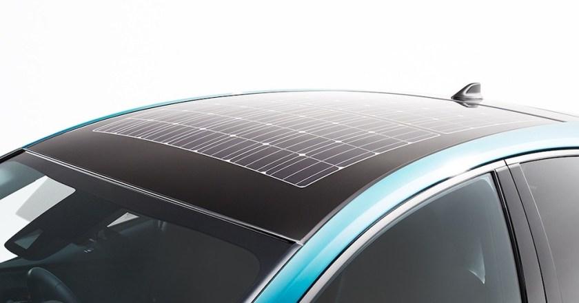 New Solar Power Charging for Hyundai and Kia