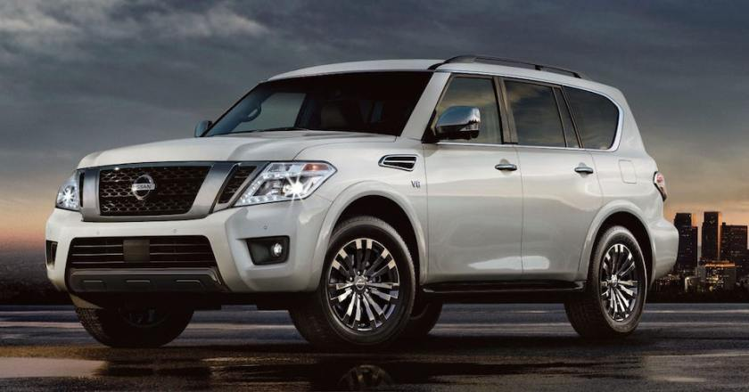 Nissan has a Luxury Ride