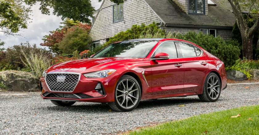 Class Everywhere in the Genesis G70