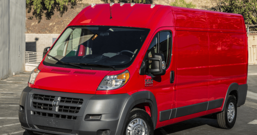 The Ram ProMaster 2500 is a Blank Canvas