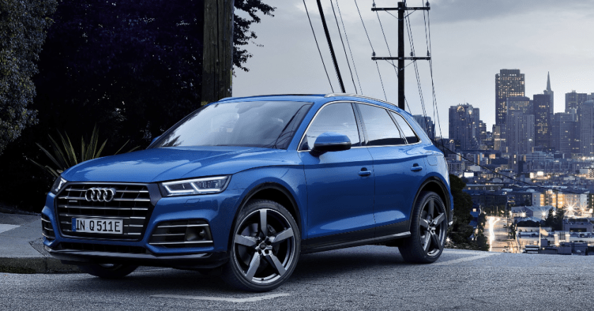 Compact Luxury Made Right in the Audi Q5