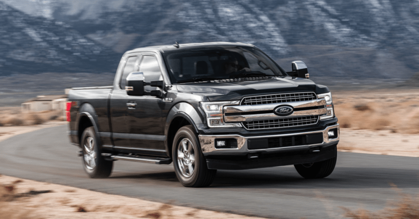 2019 Ford F-150: Leading the Way