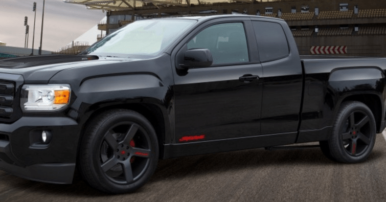 We Might See a Street GMC Canyon ZRX