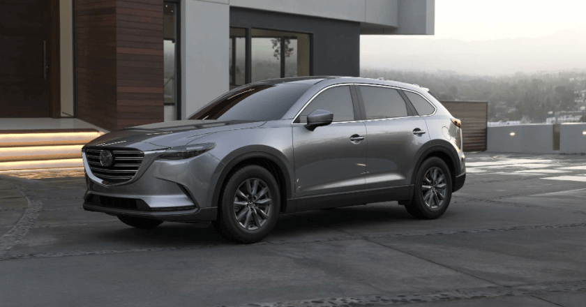 Does Mazda's Largest SUV Have Enough Space?