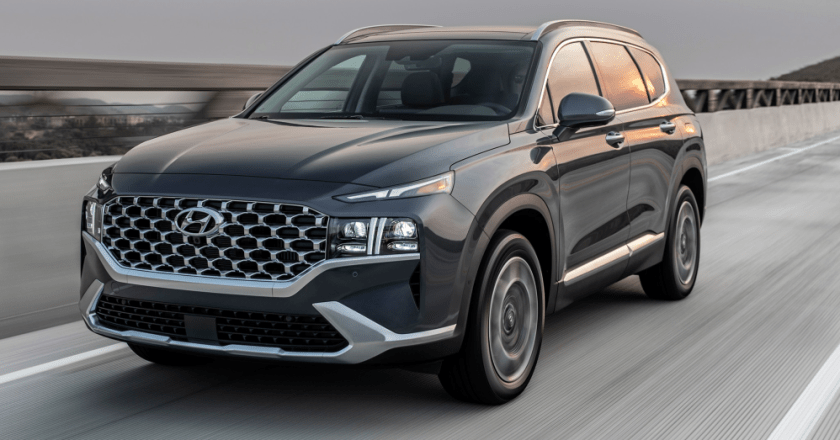 Quality Meets Value in the Hyundai Santa Fe Limited