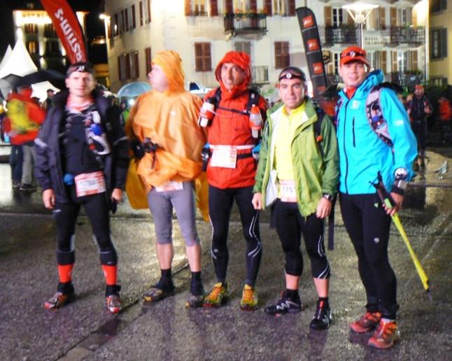Salida Ultra Trail Mont Blanc 2011: La edición más dura de la historia