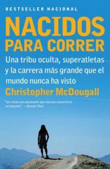 Libro nacidos para correr Mc Dpugall