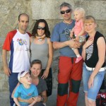maraton alpino madrileño 2008 Animando