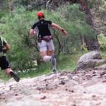 Corredor de montaña: Chelis valle y Mayayo en Calzada borbónica 2