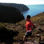 zapatillas asics trail 2012 en accion