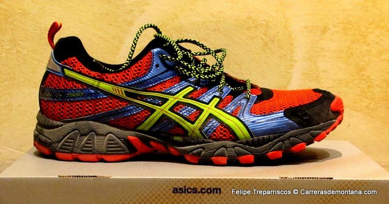 zapatillas asics trail mejor precio zapatillas