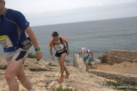 Ibiza Ultra Team 2012. Foto de carrera. Kataverno.com