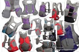 Mochilas ultraspire catálogo 2012